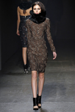 Yigal Azrouel fall 2013