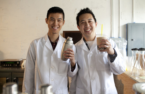 Boba Guys featured on the front page of Eater with details on the upcoming shop!