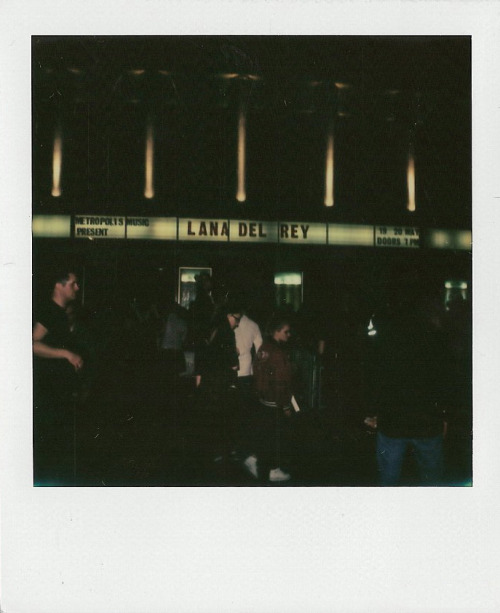 Lana Del Rey - Hammersmith Apollo, London - 19/05/13
