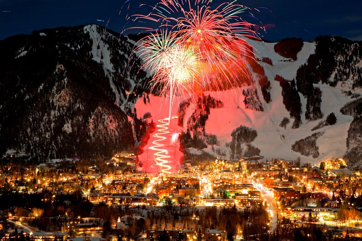 From all of us here at Aspen/Snowmass, have a safe and happy New Year. Here's to a pow filled 2013!  -Dave