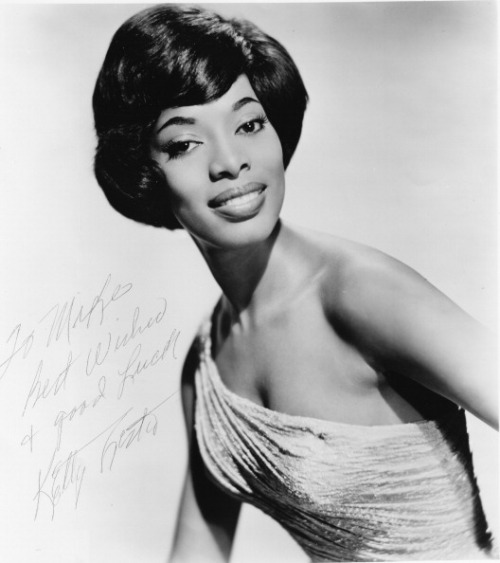"Singer and actress Ketty Lester in a 1962 studio portrait. Ms. Lester, born Revoyda Frierson in Hope, Arkansas, became better known in later years as an actress, especially for her role as Hester Sue on ""Little House on the Prarie."" In 1962, her hit song, 'Love Letters"" was a Top 5 single. She also appeared on ""Julia,"" ""The Bill Cosby Show,"" and yes, ""House Party 3"" and that cult cinematic classic, ""Blacula."" Photo: Gilles Petard/Redferns."