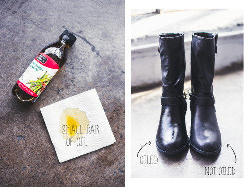 It's that time of year! Here are FIVE amazing tips on how to take care of your boots this upcoming F/W season from blogger The Chriselle Factor. Do these steps at home and save yourself a lot of coin!