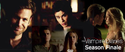 So last week was the Vampire Diaires Season Finale- Here is what we knowView Post