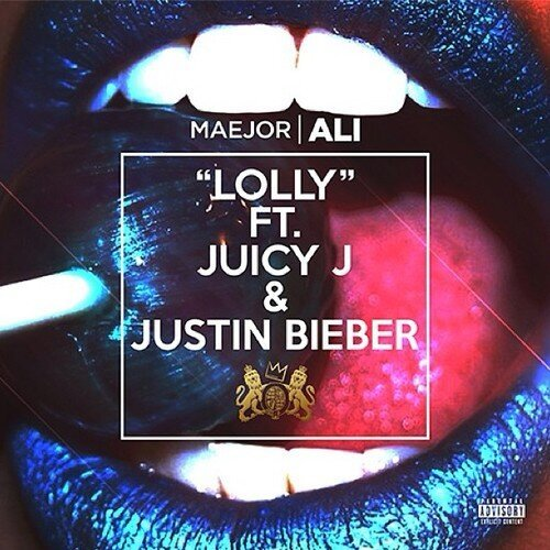 "Justin Bieber - Justin Bieber will be featured on the track ""Lolly"" with Maejor Ali and Juicy J,"