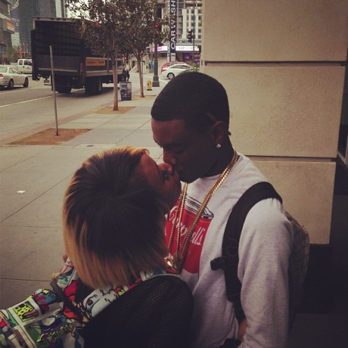 Soulja Boy And Diamond .