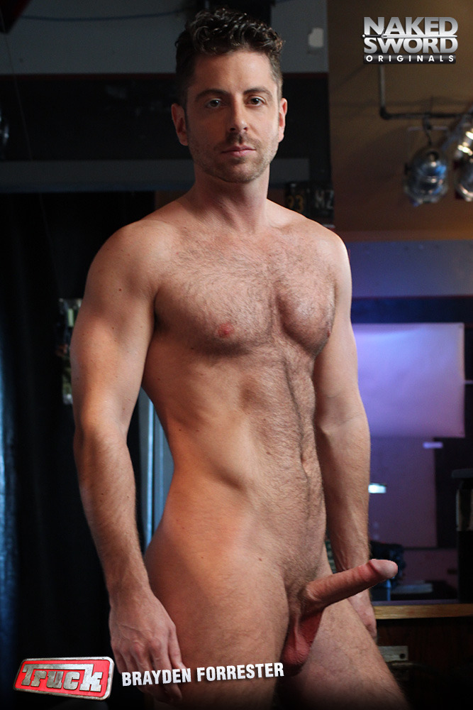 Gay porn star and escort Brayden Forrester