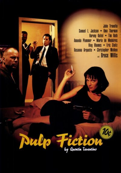 tonyvortex:  Pulp Fiction (1994)