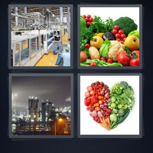 Can someone help me; 4 pictures& one word.. What is it?