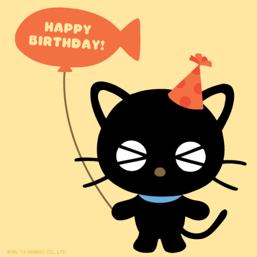 lolitamylolita:  Happy Birthday Chococat!