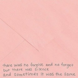 The silence is deafening. #silence #forgive #forget #love #life #moveon #lifelesson #thingsinlife #word #wisdom #people #happy