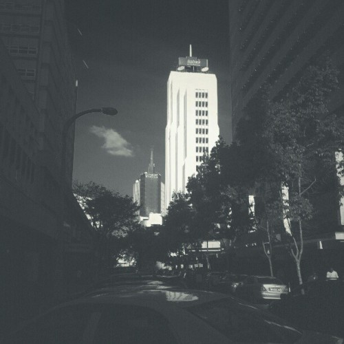 mutuamatheka:  In the midst of the darkness, be the bright light. (at NAIROBI)