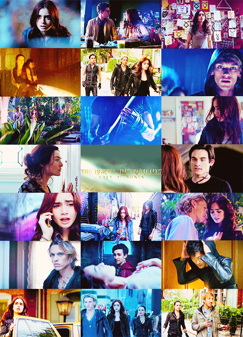 jaceherndales:  most anticipated movies of 2013 ✪ The Mortal Instruments (August 23)