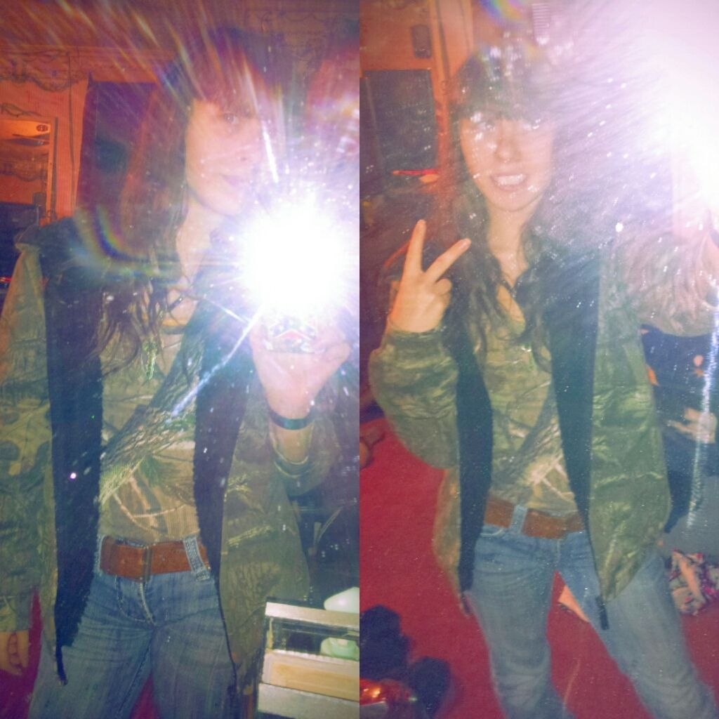 Camo is my boyfriend