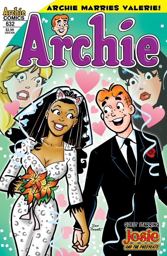 Archie Andrews and Valerie Brown, Archie Comics