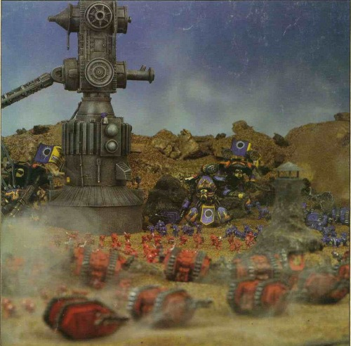 Epic scene. White Dwarf 115, July 1989.