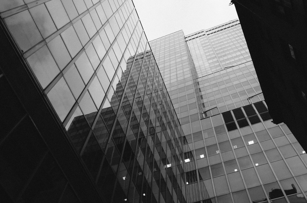 Split  Financial District, Manhattan