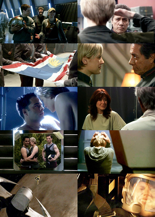 imafrakincylon:  Battlestar Galactica   Act of Contrition