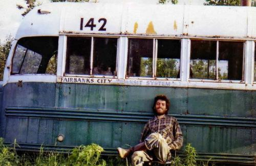 Christopher Johnson McCandless (February 12, 1968 – August 1992) was an American Adventurer who adopted the alias Alexander Supertramp and hiked into the Alaskan wilderness in April 1992 with little food and equipment, hoping to live simply for a time in solitude. Almost four months later, McCandless' remains were found, weighing only 67 pounds (30 kg); he died of starvation near Lake Wentitika in Denali National Park and Preserve. Inspired by the details of McCandless's story, Krakauer wrote and published the book Into the Wild in 1996 about McCandless' travels. The book was adapted into a film by Sean Penn in 2007 with Emile Hirsch portraying McCandless.