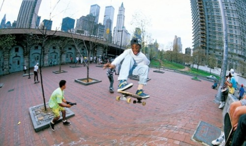 RIP Brooklyn Banks #ripskatespots #skatesomething