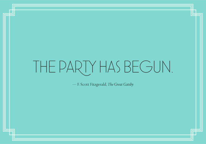 Party Quotes From The Great Gatsby Great Gatsby Parties Quotes