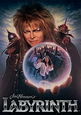 "I'm watching Labyrinth    ""Not watch this for such a long time. It used to be one of my Christmas favourites :)""                      Check-in to               Labyrinth on GetGlue.com"