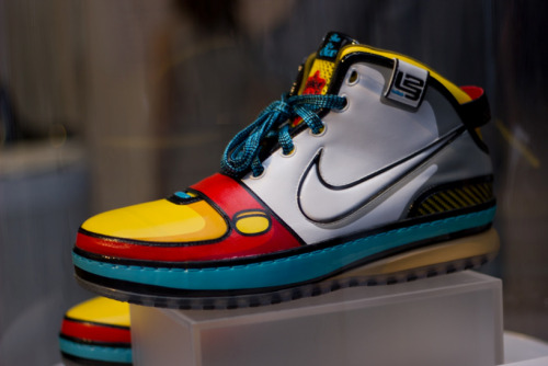 Out of the Box: The Rise of Sneaker Culture | If Bobbito Garcia had a shoe museum it would look like thisI do have a bit of a love for shoes. To be honest my shoe collection would even make Carrie…View Post