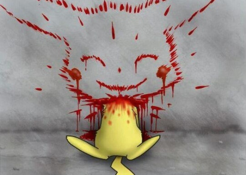 nouse-for-a-tumbblr:  PikaBOOM  That's brutal!