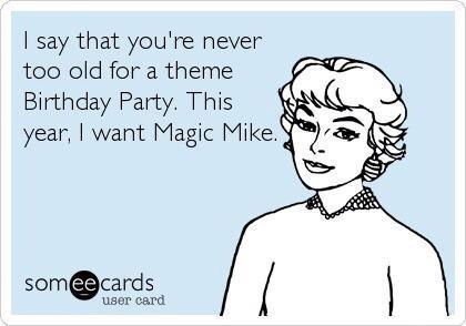 This is for the Magic Mike fans out there…REBLOG if you agree! ;-)