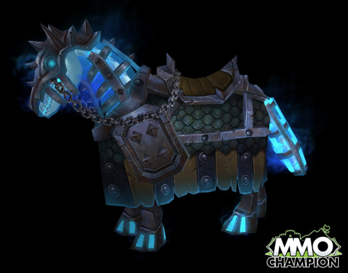 Yes more undead horse mounts