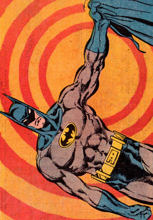 jthenr-comics-vault:  Batman #431 (March 1989) Art by Jim Aparo & Mike DeCarlo