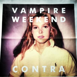 Tomorrow @lindseypetro and I will be real weekend aristocrats #vampireweekend @vampireweekend