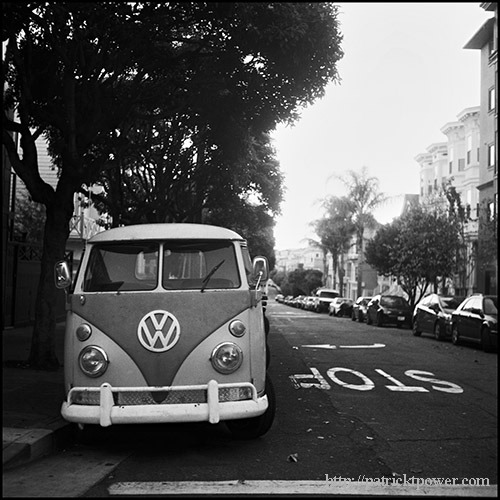 VWLanders StreetSan Francisco, California17 January 2013© 2013 by Patrick T. Power. All Rights Reserved.