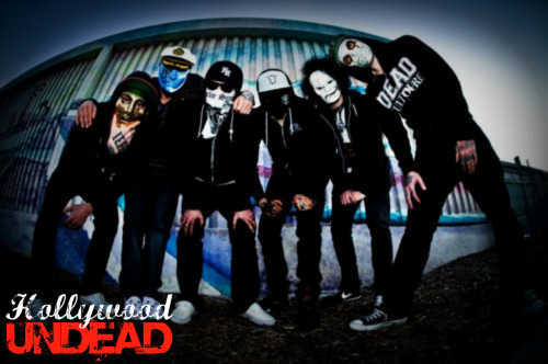 #rock #HollywoodUndead #Music