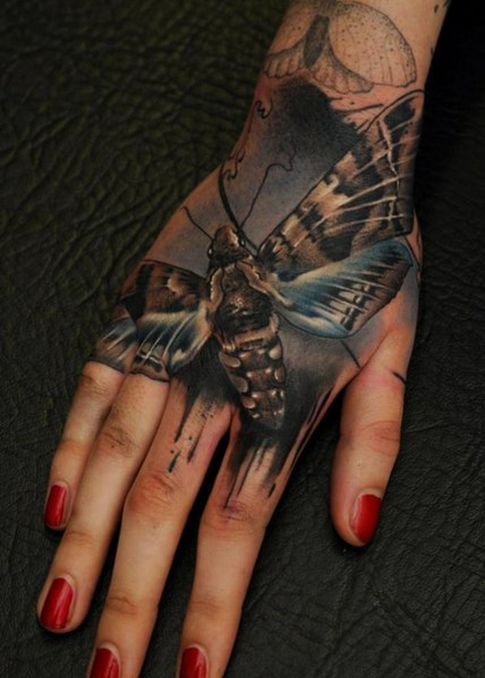 1337tattoos:  Florian Karg