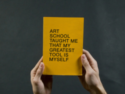 nevver:  Art School Confidential  I didn't go to art school, would have loved to though, but I really like this.