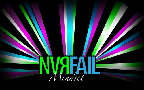 "NEW: ""NVЯFAIL STRIPES"" Graphic"