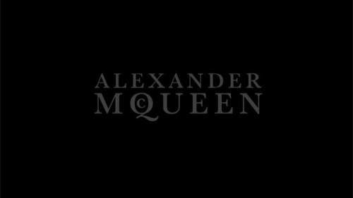 ALEXANDER MC.QUEEN  Moving Image in store visuals coming soon  Created by JAMIE BRUNSKILL