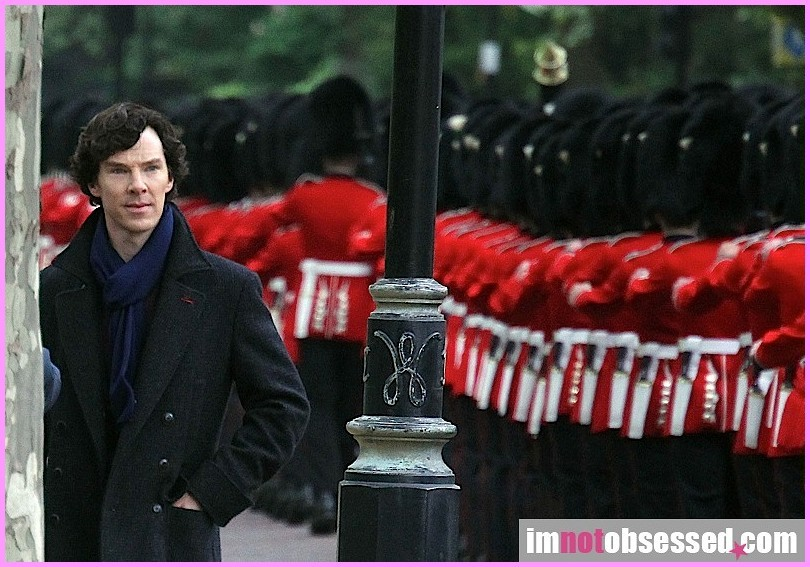 cumberbuddy:  Best of British. Can't get more accidental than this.
