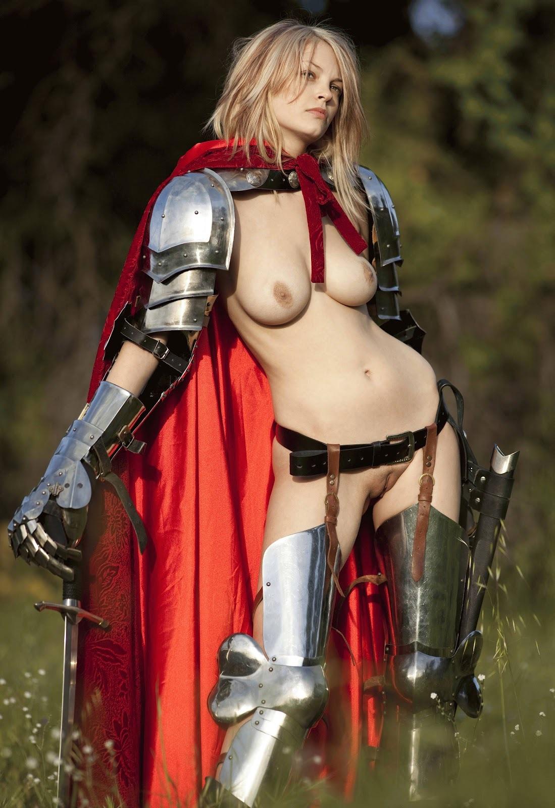 Girl in armor porn pics hentai scene