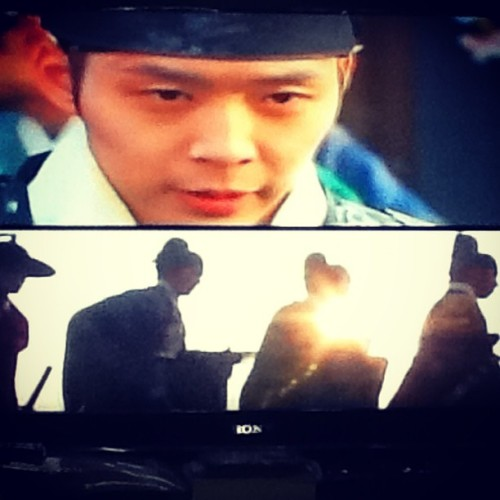 #rooftopprince on #abscbn >.< #kdrama #comedy #yoochun #oppa! :)))