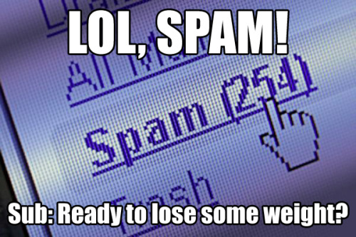 justbeingseriouslysocial:  Spam traffic in email hits a 5-yr low »  The share of spam in email traffic decreased steadily throughout 2012 to hit a five-year low. The average for the year stood at 72.1% — 8.2 percentage points less than in 2011. Such a prolonged and substantial decrease in spam levels is unprecedented, said security solutions firm Kaspersky Lab. […] The main reason behind the decrease in spam volume is the overall heightened level of anti-spam protection. Another factor behind the falling levels of spam is inexpensive advertising on legal platforms. Spam is the use of electronic messaging system to send unsolicited bulk emails.