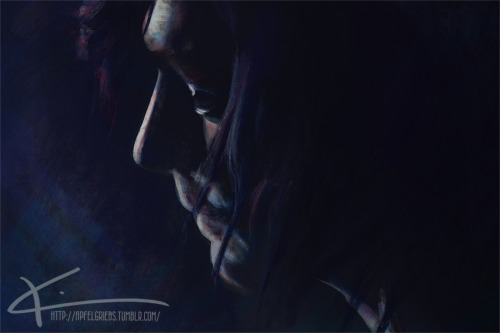ladysephiroth:  Only Lovers Left Alive by =apfelgriebs