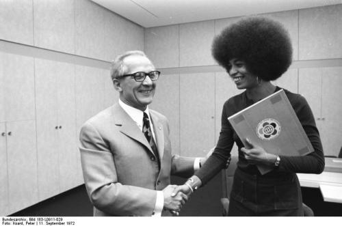 Angela Davis - Academic and Activist