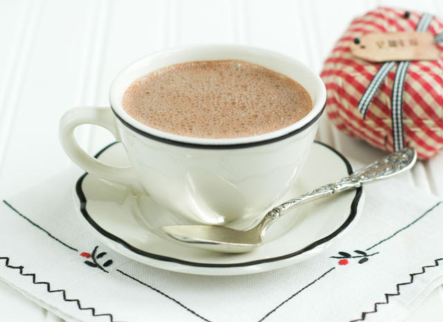 Warm Cocao w/ Cinnamon