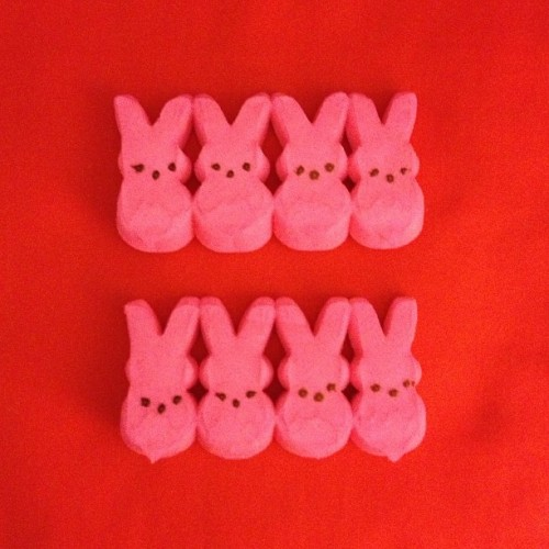 Equali-Peeps by Alissa Walker (@gelatobaby)