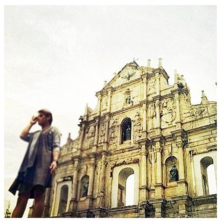 Once upon a time in Macao#macao #hongkong #ME #travel #traveling #Random #scene #building #sky #old(from @Neddypan on Streamzoo)