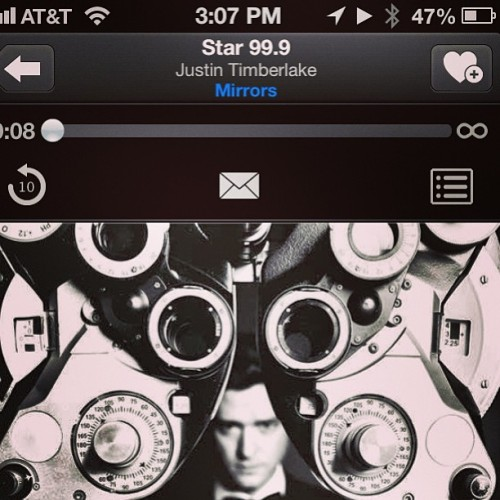 and a pocket full of soul. Song's a hit. #JT #onair #Star999 @Jtimberlake (at Star 99.9 FM)