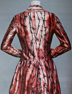 Alexander McQueen: Savage Beauty Book - Coat, Jack the Ripper Stalks His Victims (MA Graduation Collection), 1992