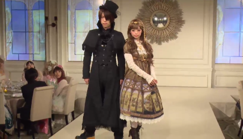 lolitahime:  Baby the Stars Shine Bright's Time Travel Station Fashion Show photos from the live stream Pt. 2