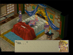Princess Elina, Breath of Fire IV (2000) #damselindistress